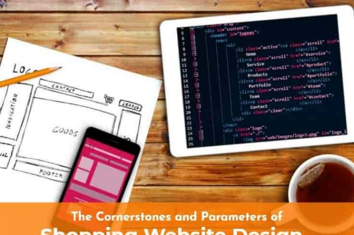 Cornerstones and Parameters for a Successful Online shopping Website
